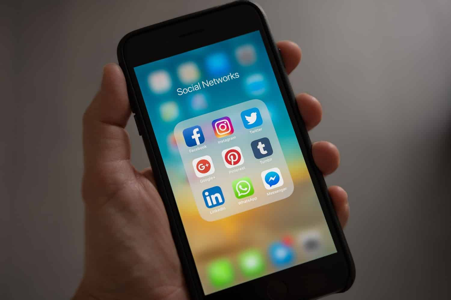 social media allows a business to connect with their customers like never before